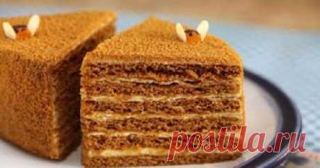 Лучшее тесто для «Медовика»: рецепт для ленивых Удобнее всего замесить медовик с вечера, а утром испечь и намазать коржи.