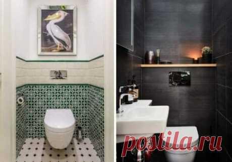 Красивый дизайн туалета в квартире Как преобразить туалет в своей квартире