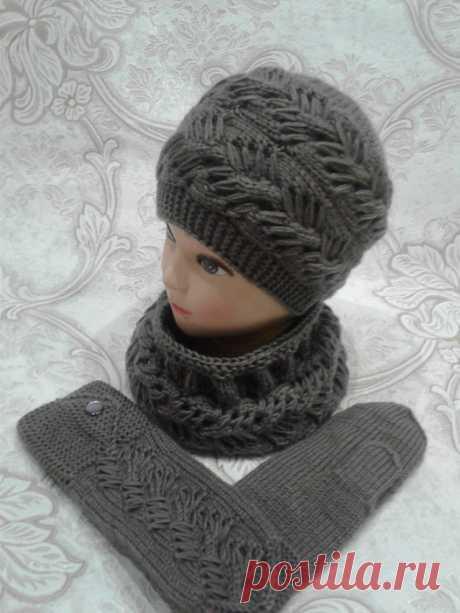 "Tutorial. ""Турецкая коса&quot pattern; spokes. Turkish cable pattern knitting. ""Çanakkale burgusu""."