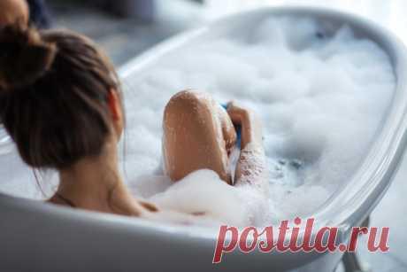 Почему принимать ванну нужно как можно чаще The-Challenger.ru