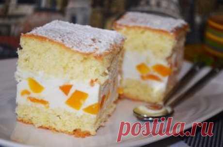 Творожное лакомство за несколько минут - interesno.win Ингредиенты яйца 5 штук сахар 100 грамм мука 140 грамм желатин 20...
