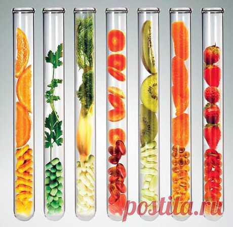 (+1) тема - Полное собрание заблуждений о витаминах | Полезные советы