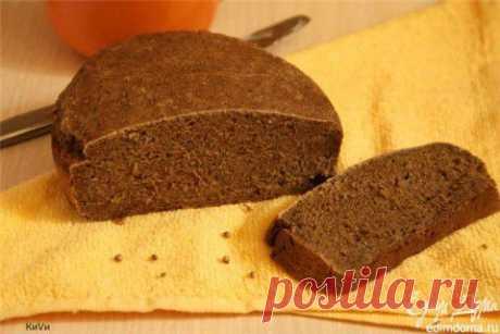 Простой рецепт приготовления бородинского хлеба   Банк кулинарных рецептов