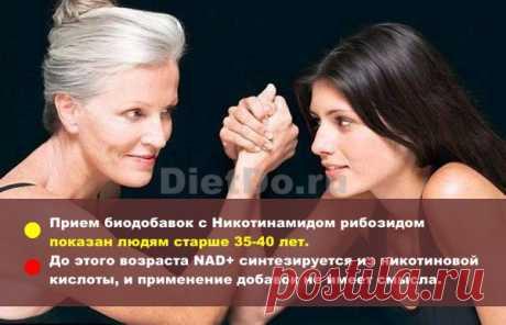 Никотинамид рибозид: что это такое и инструкция по применению