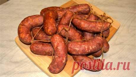 Четыре рецепта домашних колбас в одной статье, + к каждому рецепту подробное видео. | ПоедимКА | Яндекс Дзен