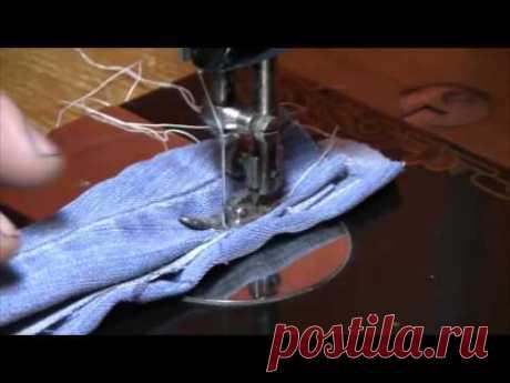Электропривод для швейной  машинки своими руками