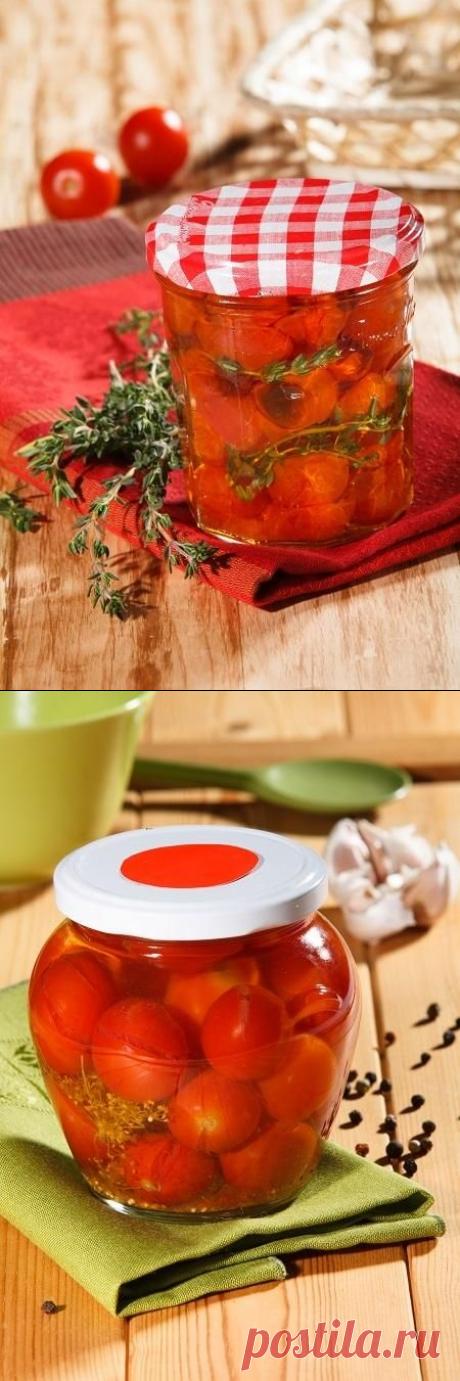 Маринуем помидорки (рецепты) — 6 соток