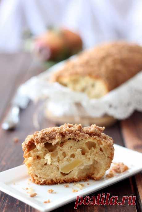 Голландский яблочный кекс - Сладкий мир — ЖЖ