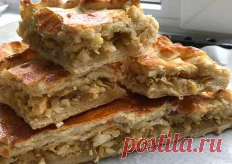 (22) Пирог с капустой и яйцом - пошаговый рецепт с фото. Автор рецепта Лена Кисленко . - Cookpad