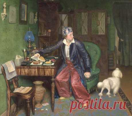 Какая еда и напитки считались неприличными в среде аристократов России | Культур-трегер | Яндекс Дзен