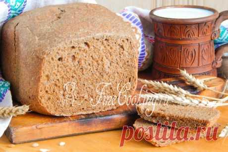 Ржаной хлеб с солодом в хлебопечке Очень простой рецепт ржаного хлеба, который я предлагаю приготовить в хлебопечке, при желании можно приспособить и для духовки (выпечка при 180 градусах около 1 часа).