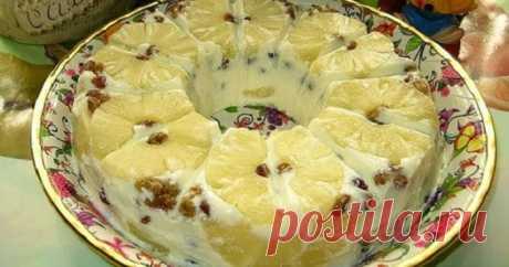 Десерт «Старая Рига». Побалуйте себя кулинарной изысканностью!
