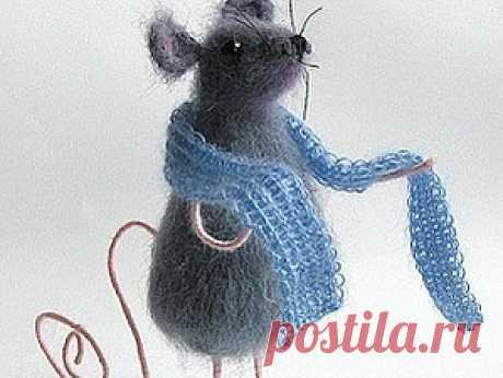 Como vincular al ratoncito amable - la Feria de los Maestros - la labor a mano, handmade