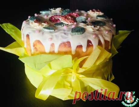 Итальянский панеттоне – кулинарный рецепт