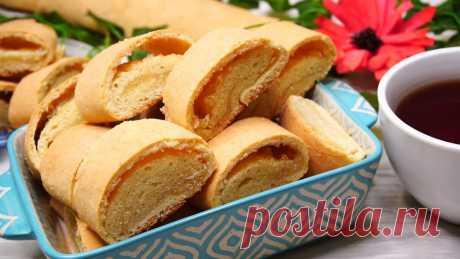 Лимонное печенье   Готовим с Калниной Натальей   Яндекс Дзен