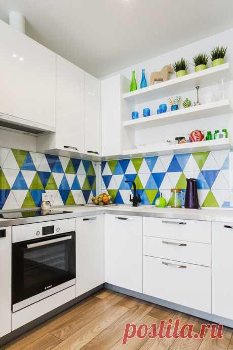 10 ляпов в дизайне маленькой кухни — INMYROOM