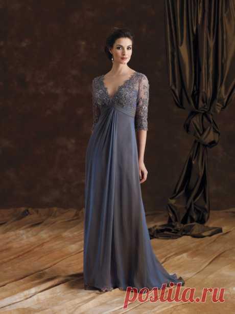 Шикарное вечернее платье – выкройка на все размеры (Шитье и крой) – Журнал Вдохновение Рукодельницы