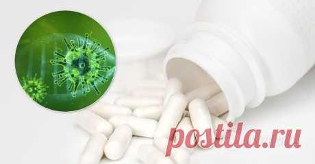 Врач рассказал, когда при COVID-19 нужны антибиотики Снижают ли температуру антибактериальные препараты