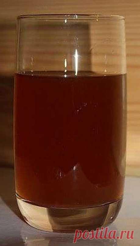 Квас - пошаговый рецепт с фото