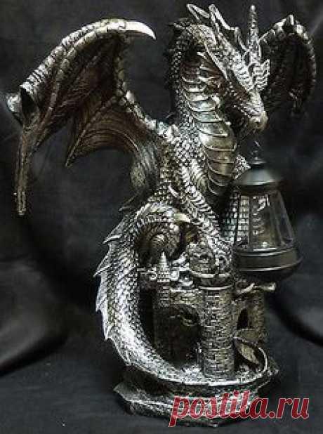 Стальной дракон