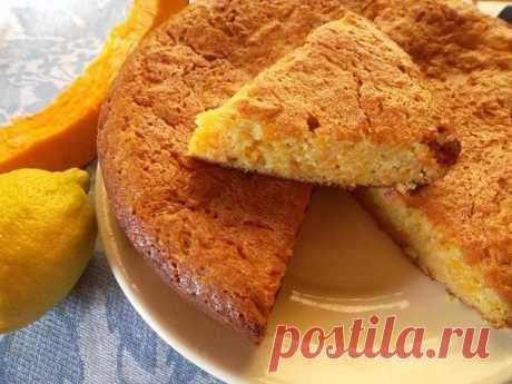 Простой тыквенный пирог. Готовится легко, получается вкусно | Урожайный огород | Яндекс Дзен