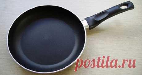 Узнайте об опасности использования сковород с антипригарным покрытием! - Счастливые заметки