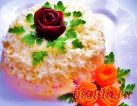Салат Невеста - 7 классических рецептов вкусного салата Невеста с фото Очень интересные рецепты салата Невеста.