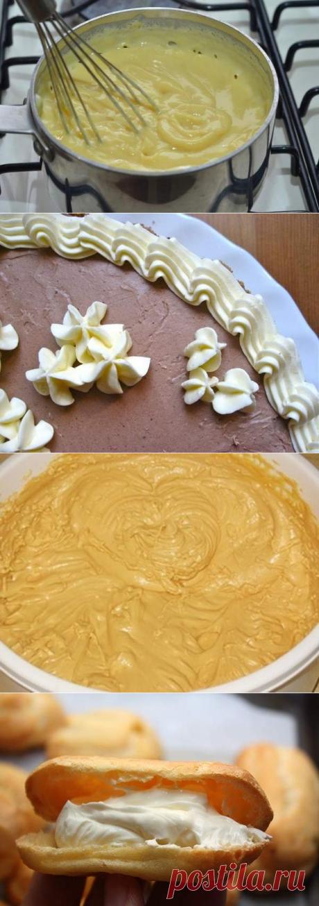 Лучшие кремы для тортов - Простые рецепты Овкусе.ру