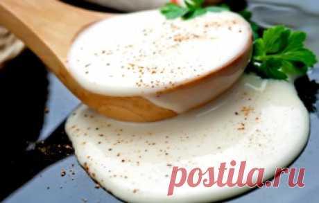 Пошаговый рецепт соуса бешамель, секреты выбора ингредиентов и