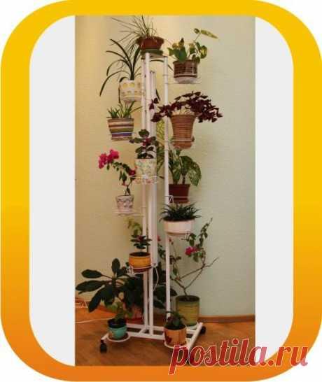Подставки для цветов. Металлическая, напольная, подставка под цветы на подоконник