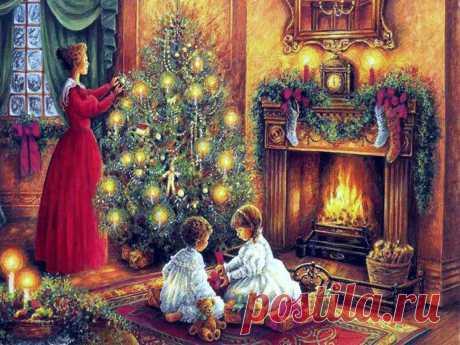 Детская радость - подарки от Деда Мороза