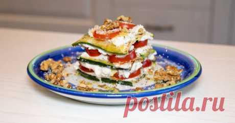 Закуска из кабачков - пошаговый рецепт с фото. Автор рецепта Ludmila . Закуска из кабачков - пошаговый рецепт с фото. #люблю #италия