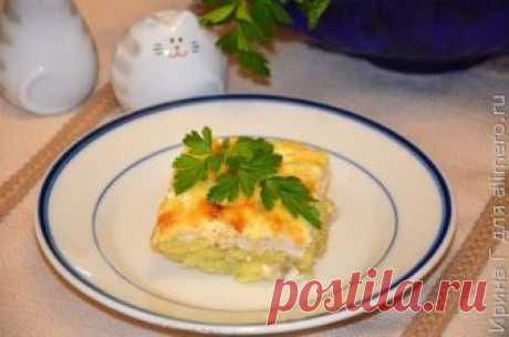 Что может быть вкуснее котлетки с картофельным пюре? Только запеченная картошка с фаршем прикрытая аппетитной корочкой из расплавленного и поджаренного сыра Наткнулась недавно в со...