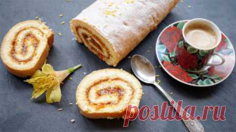 6 recipes of the fastest rolls to tea