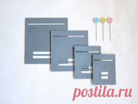 Как сделать устройство для косой бейки из подручных материалов — Мастер-классы на BurdaStyle.ru