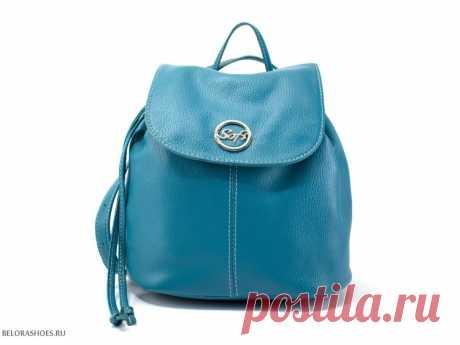Сумка-рюкзак Полина Женский рюкзак с одним центральным отделением