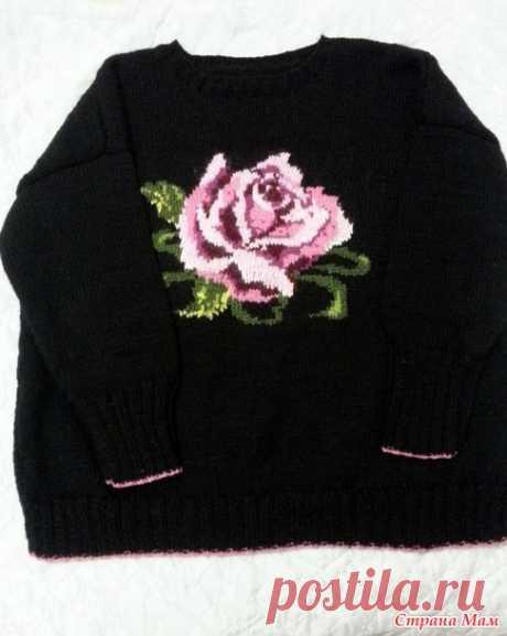 Как хороши, как свежи были розы - Вязание - Страна Мам