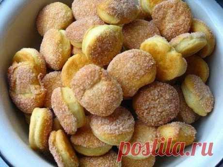 Печенье на скорую руку - Простые рецепты Овкусе.ру