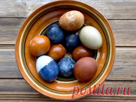 10 неожиданных способов покрасить и смастерить яйца к Пасхе | Ярмарка Мастеров•livemaster.ru | Яндекс Дзен