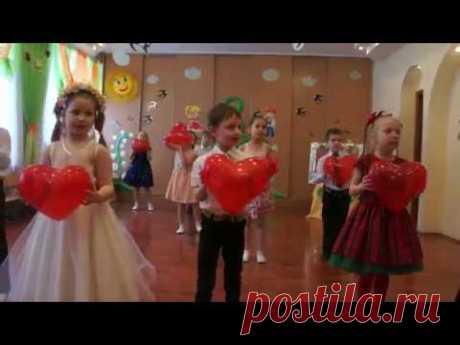 Танец под песню мама - Хореографический ансамбль Вдохновение