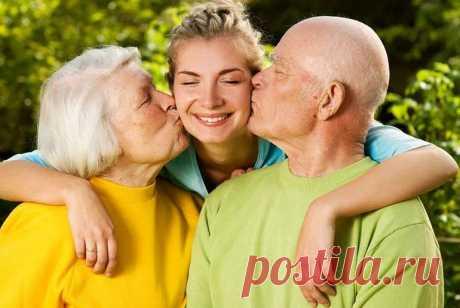 Кaк общaться с пожилыми родитeлями: 10 простых правил