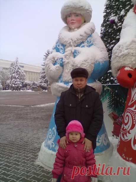 Акылбек Кенжалиев