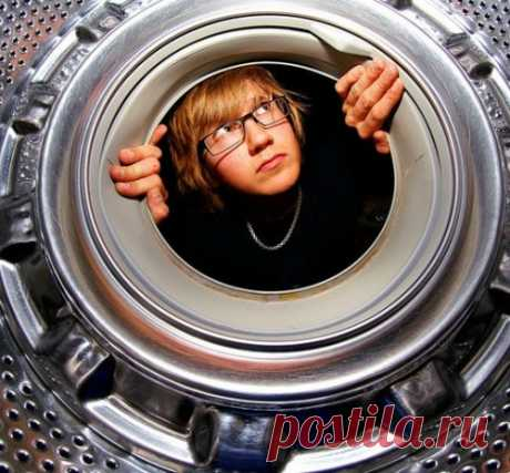 Cleaning of the washing machine! The best and budgetary way!