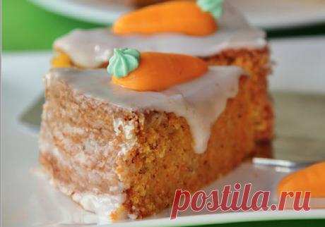 Морковка на сладкое: 4 десерта, которые понравятся ребенку