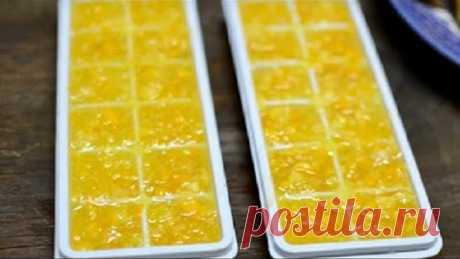 Заморозьте лимоны и попрощайтесь с диабетом, опухолью и ожирением