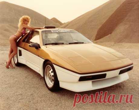 Pontiac Fiero DGP
