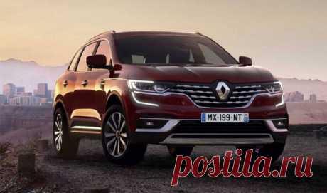 Renault Koleos 2020 на европейском рынке - цена, фото, технические характеристики, авто новинки 2018-2019 года