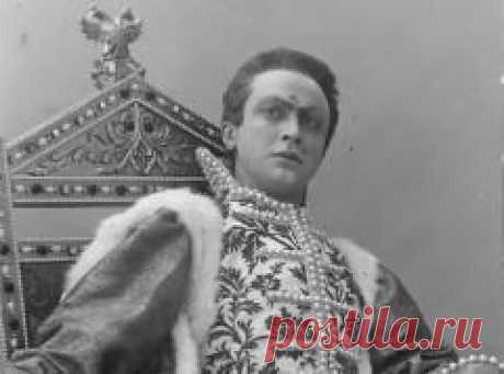 Сегодня 28 апреля в 1874 году родился(ась) Александр Остужев