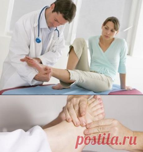 Боль в голеностопном суставе: причины и особенности лечения - центр «Остеопат»
