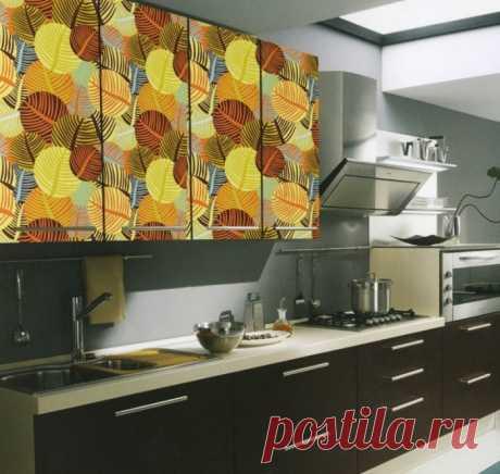 Старые кухонные шкафы как новые: 10 оригинальных идей обновления - Наш уютный дом - медиаплатформа МирТесен